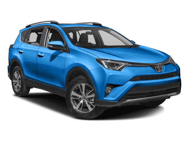 New 2018 Toyota RAV4 XLE With Navigation