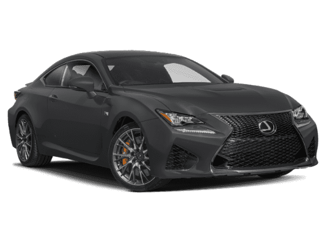 New Lexus RC F Base