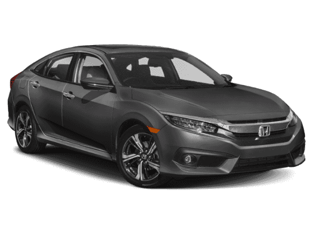 New 2018 Honda Civic Touring CVT