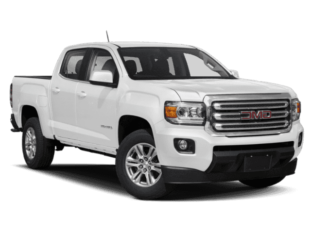 New 2020 GMC Canyon 4WD SLE