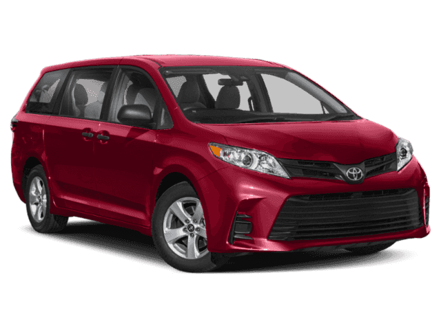 New 2020 Toyota Sienna Limited AWD 4D Passenger Van