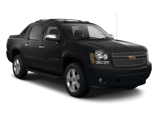 Pre-Owned 2010 Chevrolet Avalanche 1500 LTZ 4WD