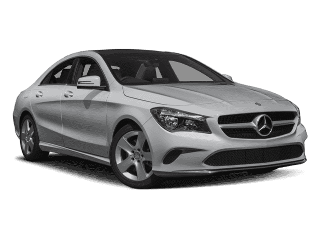 New MERCEDES-BENZ CLA CLASS BASE
