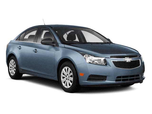 Pre-Owned 2012 Chevrolet Cruze ECO FWD 4D Sedan