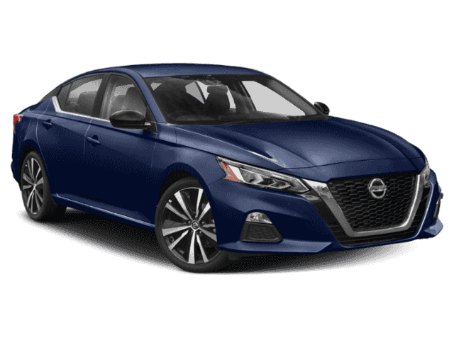 New 2020 Nissan Altima 2.5 SR AWD