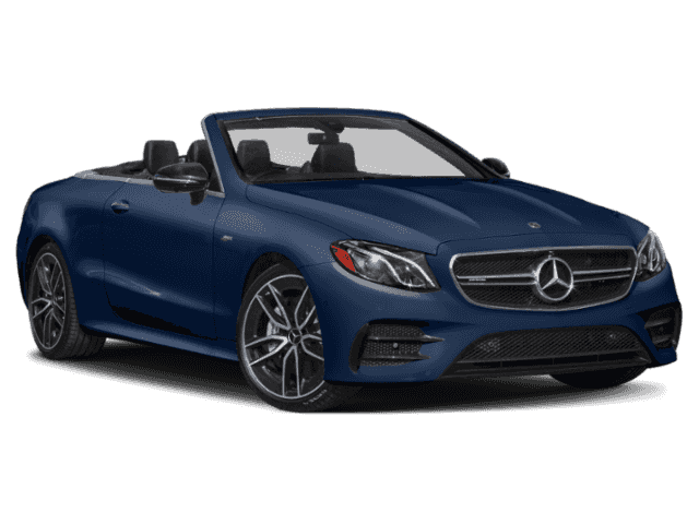 New 2020 Mercedes-Benz E 53 AMG®