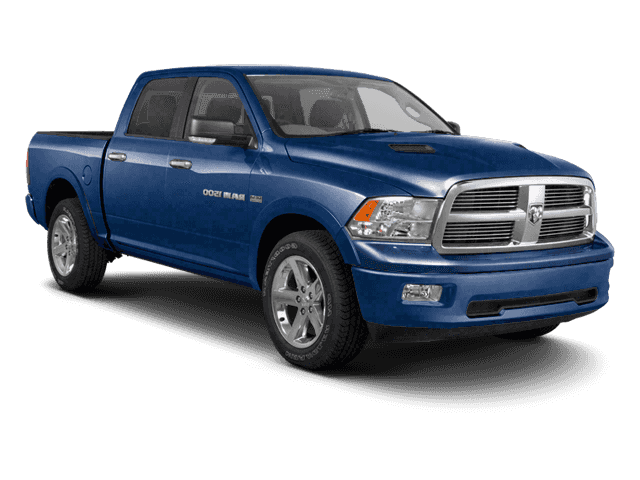 Pre-Owned 2012 Ram 1500 Laramie Limited 4WD