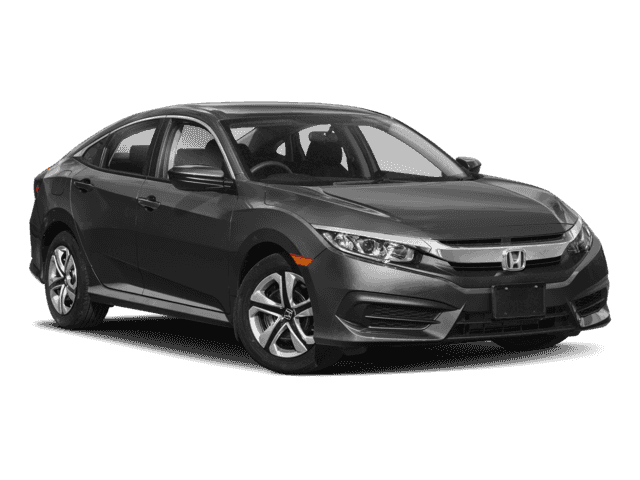 New 2018 Honda Civic LX 4dr Car