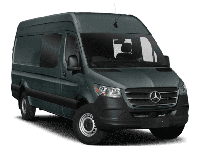 New 2020 Mercedes-Benz Sprinter Crew 2500