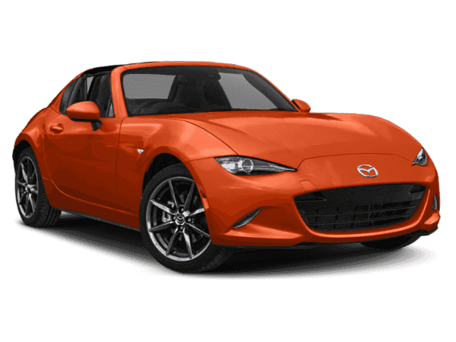 New 2019 Mazda MX-5 Miata RF 30th Anniversary