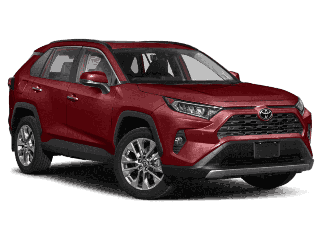 New 2021 Toyota RAV4 Limited AWD