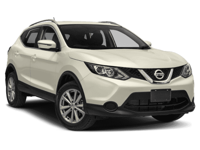 New 2019 Nissan Rogue Sport SV TECHNOLOGY PKG