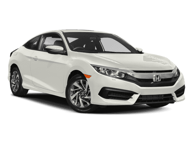Superb New 2018 Honda Civic Coupe LX P