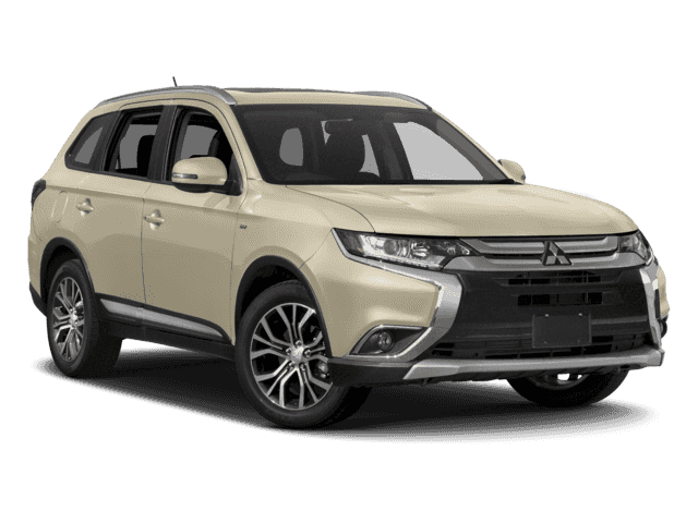 New 2018 Mitsubishi Outlander ES
