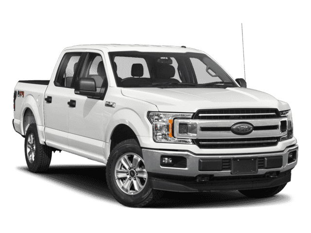 New 2018 Ford F 150 Xlt Crew Cab Pickup In El Paso 1800663 Heller