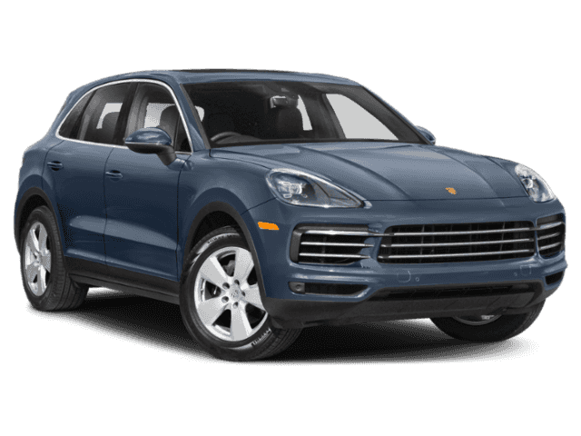 New 2020 Porsche Cayenne Base With Navigation & AWD
