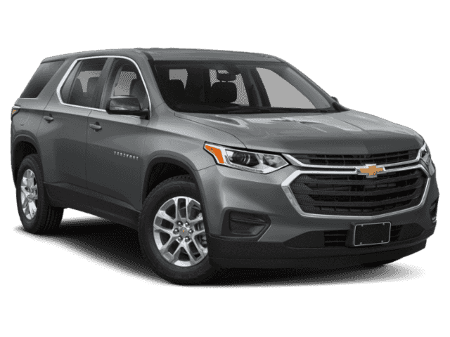 New 2019 Chevrolet Traverse AWD 4dr LS w/1LS