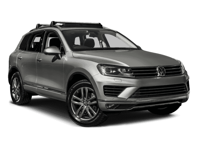 New 2016 Volkswagen Touareg V6 TDI With Navigation & AWD