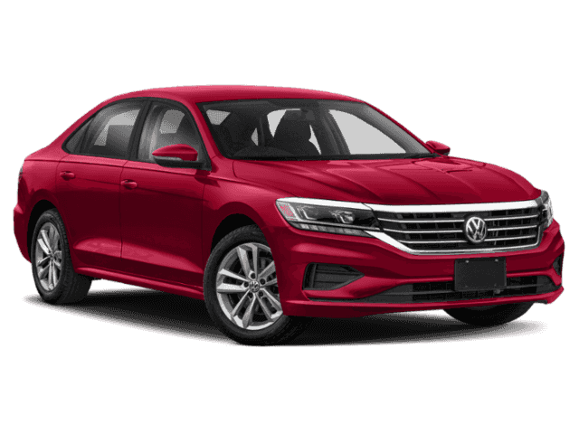 New 2020 Volkswagen Passat Highline