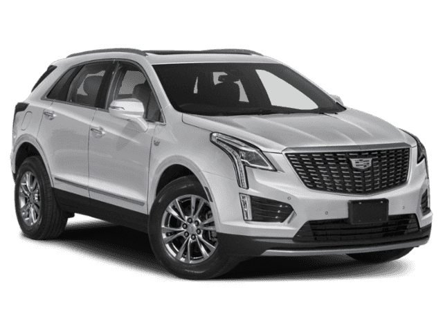 New 2020 Cadillac XT5 Luxury FWD