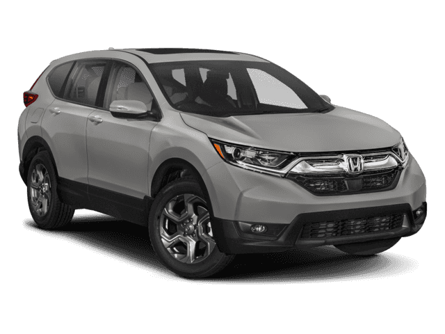New 2018 Honda CR-V AWD EX-L