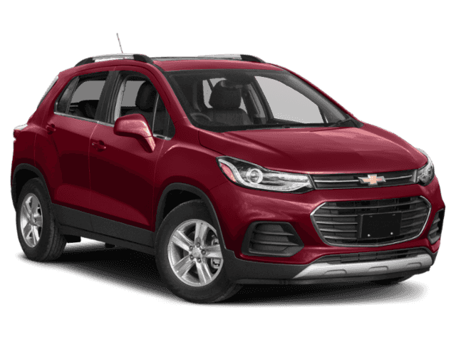 New 2019 Chevrolet Trax Lt Sport Utility In Sand Springs 102694