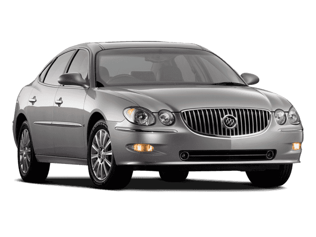 Pre-Owned 2009 Buick LaCrosse CX
