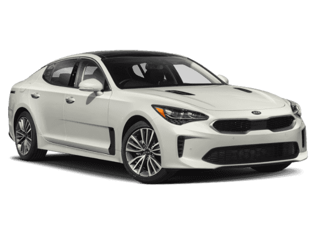 New 2019 Kia Stinger Premium