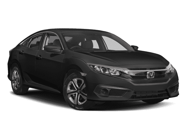 Demo 2017 Honda Civic Sedan LX CVT HS