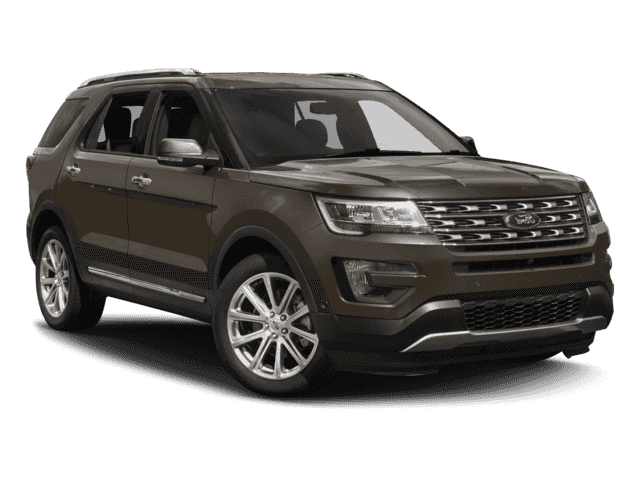 New 2017 Ford Explorer Limited 4WD Sport Utility in Brandon
