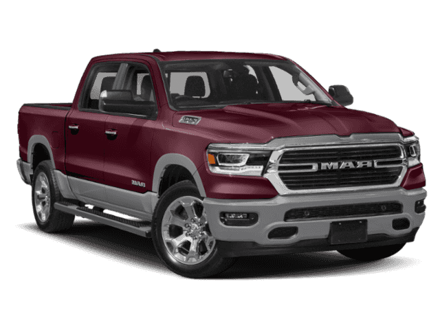 New 2019 Ram All-New 1500 Laramie