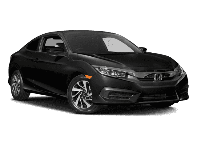 Pre-Owned 2016 Honda Civic 2dr CVT LX-P