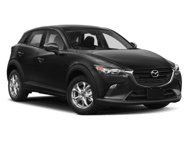 New 2020 Mazda CX-3 Models