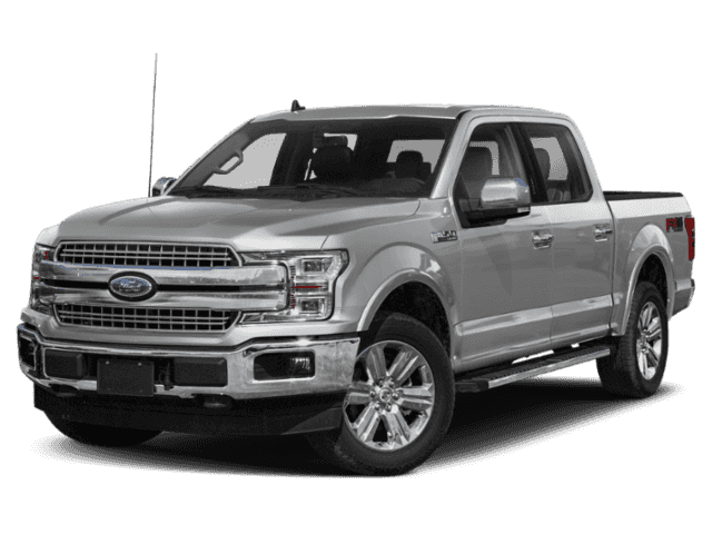 New 2019 Ford F-150 Lariat 4WD 4D SuperCrew