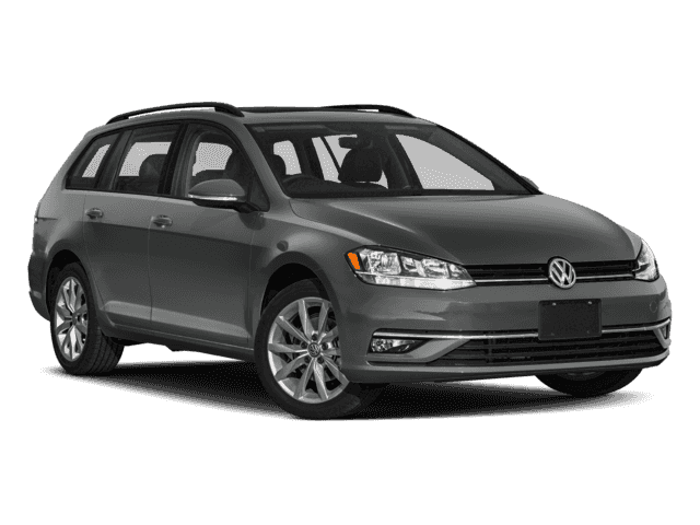 New 2018 Volkswagen Golf SportWagen S 4Motion