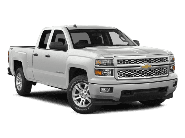 Pre-Owned 2014 Chevrolet Silverado 1500 4WD Double Cab 143.5 LT w/2LT 4WD