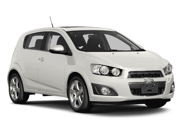 Pre-Owned 2013 CHEVROLET SONIC LS Hatchba