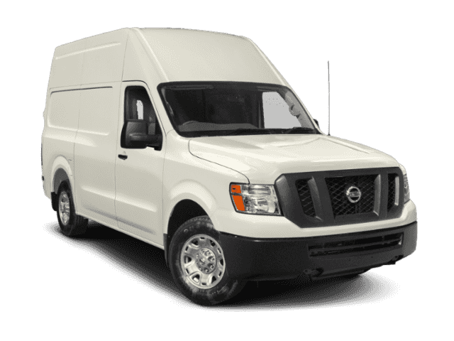 New 2019 Nissan NV Cargo 2500 HD SV