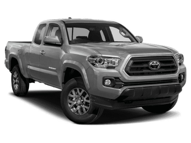 New 2020 Toyota Tacoma 2WD SR Access Cab 6' Bed I4 AT (Natl)