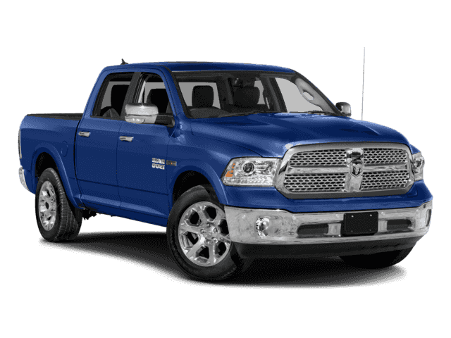 New Ram 1500 Laramie Crew Cab | Sunroof | Navigation