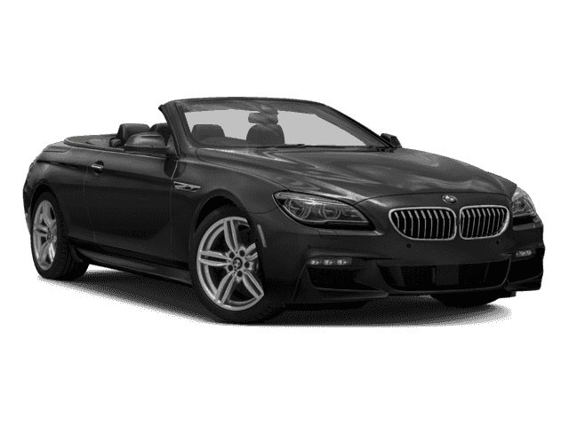 Certified Pre-Owned 2016 BMW 6 Series 640i Convertible 2D
