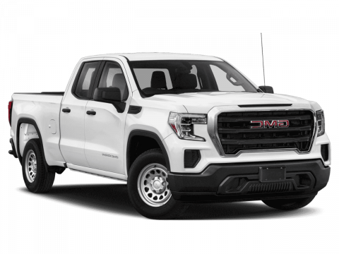 "2019 GMC<br/><span class=""vdp-trim"">Sierra 1500 Base RWD Double Cab</span>"