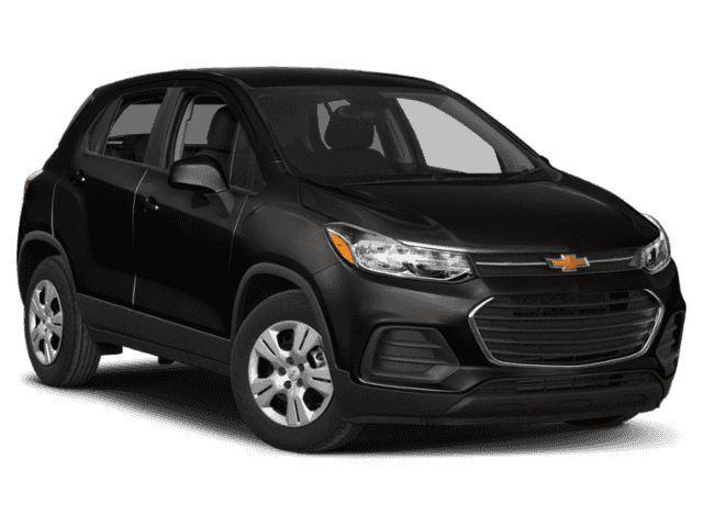 New 2019 Chevrolet Trax LT AWD