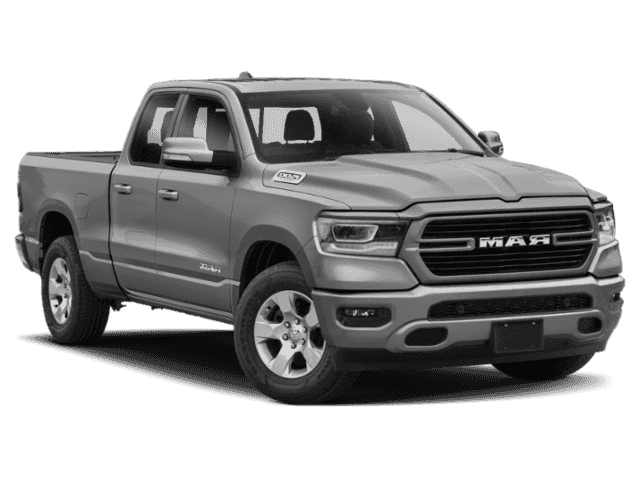 New 2019 Ram All New 1500 Quad Cab In Little Rock Kn737965 Steve