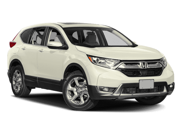 New 2017 Honda CR-V EX