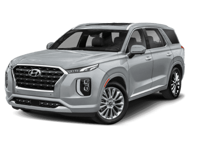 New 2020 Hyundai Palisade Limited All Wheel Drive SUV