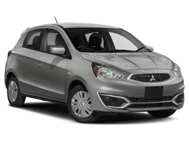 New 2020 Mitsubishi Mirage 4d Hatchback ES CVT