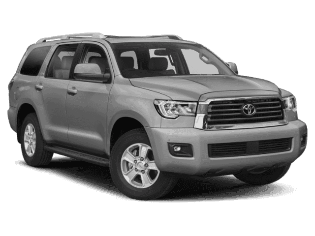 New 2019 Toyota SEQUOIA 4X4 LTD 8-PASS 5.7L V8