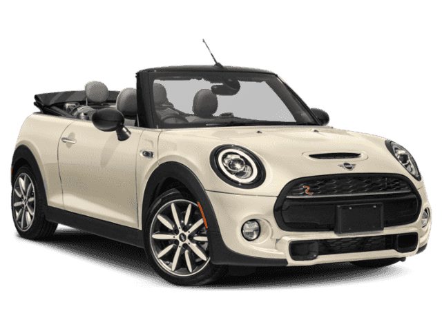 New 2020 MINI Convertible Base