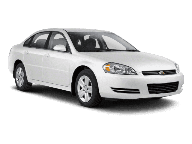 Pre-Owned 2010 CHEVROLET IMPALA LS Sedan 4